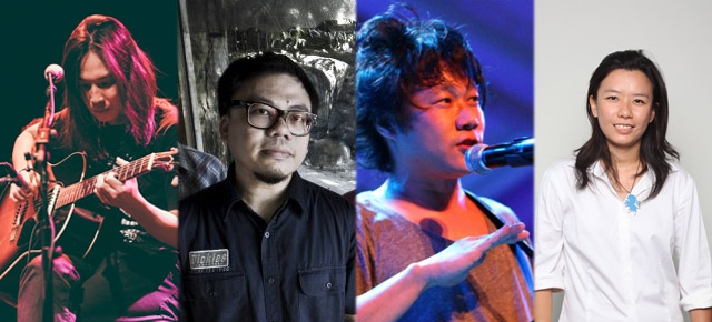 Singapore local musicians with high flying careers