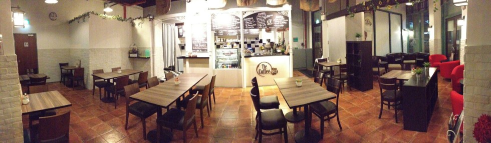 The Coffee Shot Singapore Jalan Besar Panoramic