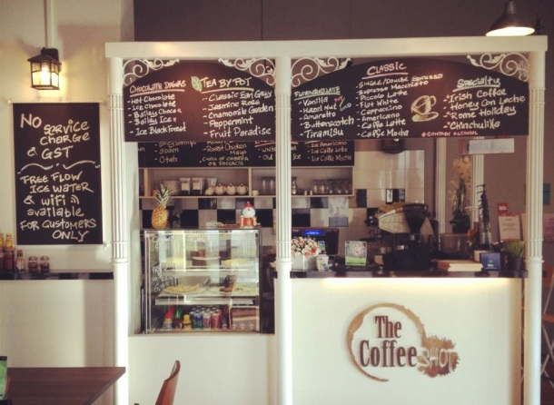 The Coffee Shot Singapore Jalan Besar