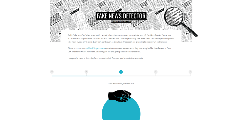 Fake news quiz: Do you know your real news fromfake?