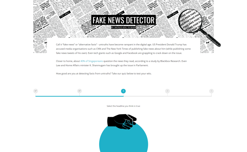 Fake news quiz: Do you know your real news from fake?